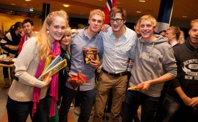 Ny buddyordning for internasjonale studenter