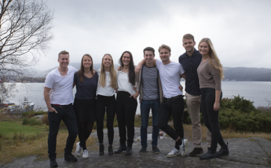 Studentleker for hele Bergen