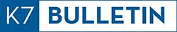 K7 Bulletin Logo