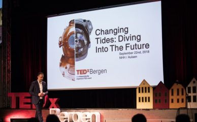 A look back at TEDx Bergen 2018