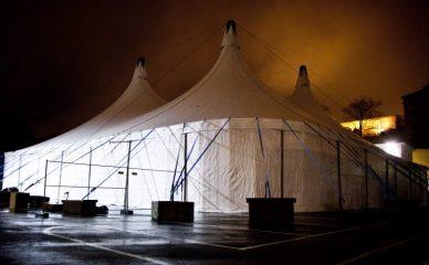 UKE-teltet kan bli droppet