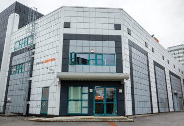 Sammen vil utvide Lehmkuhlhallen: kan hindres av Bybanen