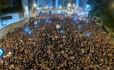 NHH vil ikke sende utvekslingsstudenter til Hong Kong til våren