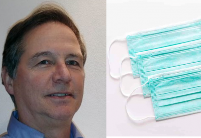 Teknologiimportør donerer 3000 munnbind til NHH