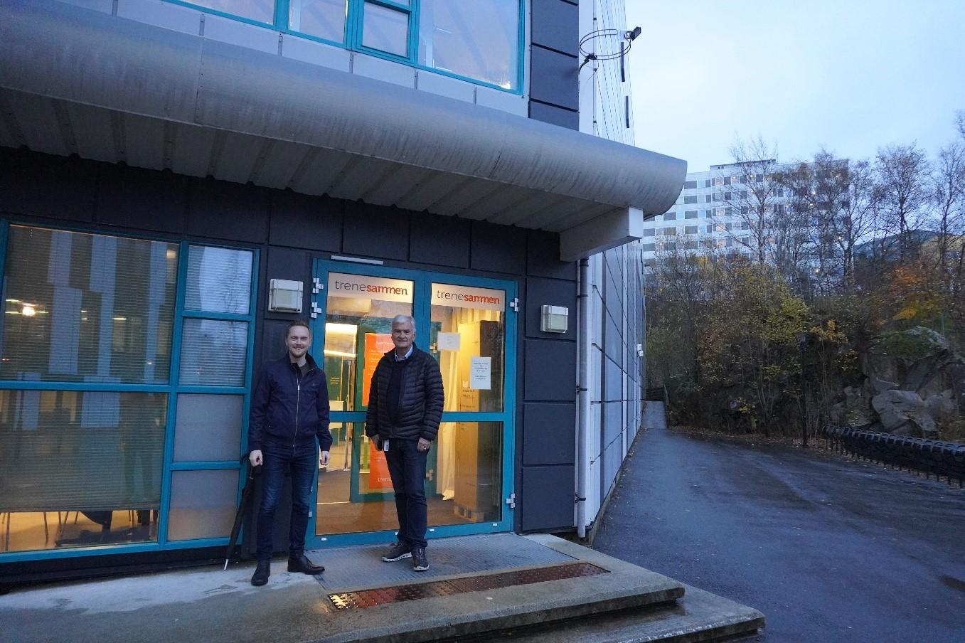 Ny Lehmkuhlhall kan stå klar i 2022