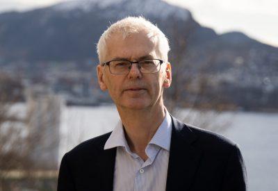 NHH-rektor Øystein Thøgersen snakker om året som har gått: – Skulle gjerne hatt guarden høyere oppe