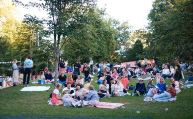 Bulle på Høydenfestivalen: Festival til nye høyder