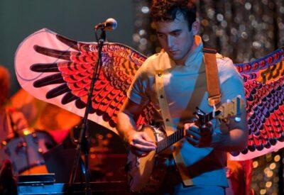 NHHS Backline: Sufjan Stevens tar pause fra eksperimenteringen for å slippe nytt album